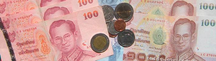 Какая валюта используется в таиланде